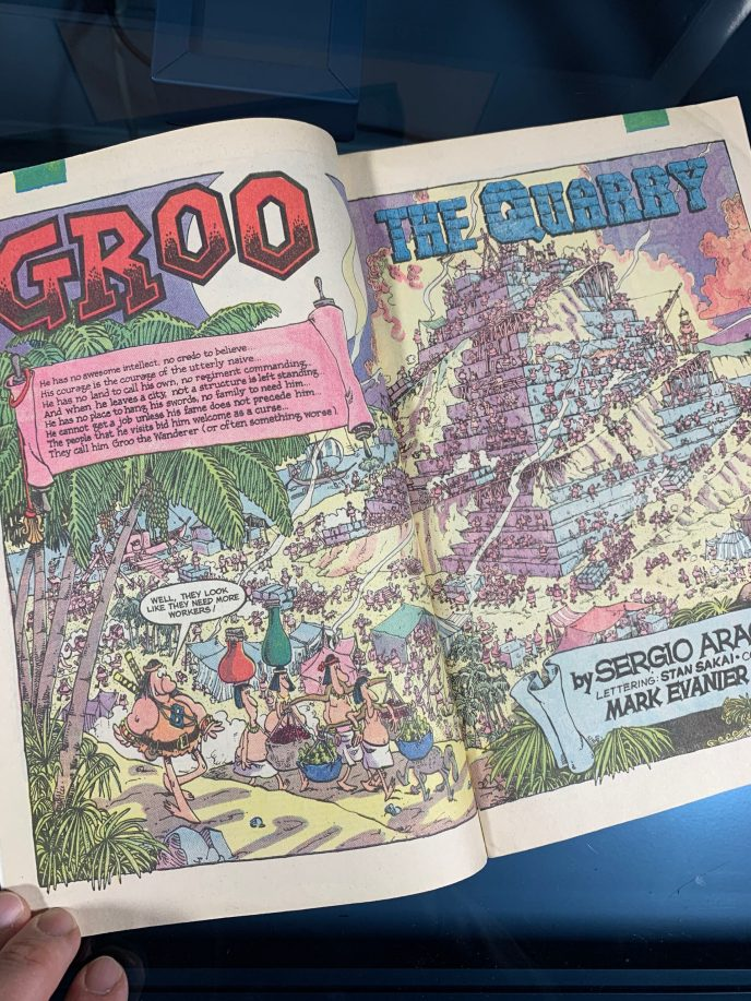 Groo the Wanderer 14 page scan 2