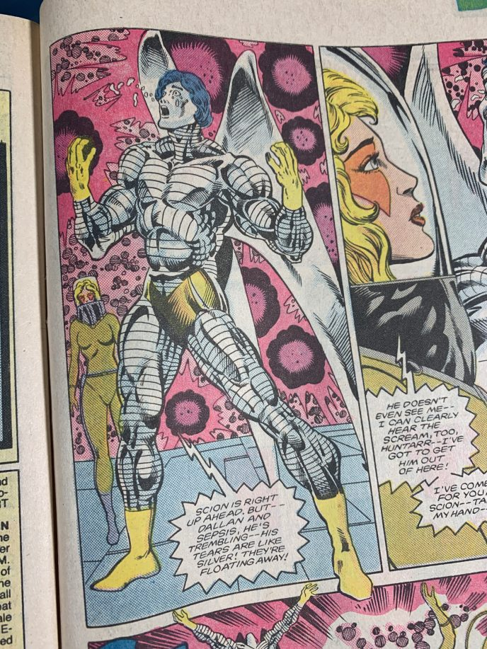 Micronauts The New Voyages #12 Image 6
