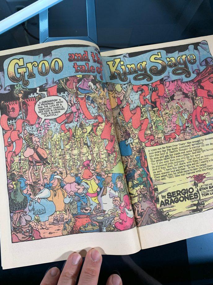Groo the Wanderer #13 Image 2