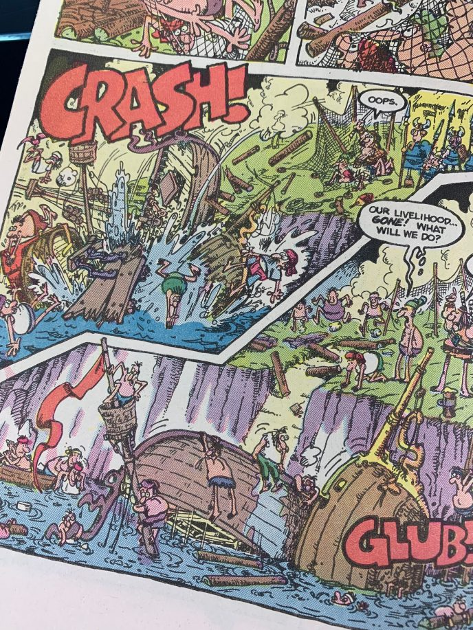 Groo the Wanderer #13 Image 5