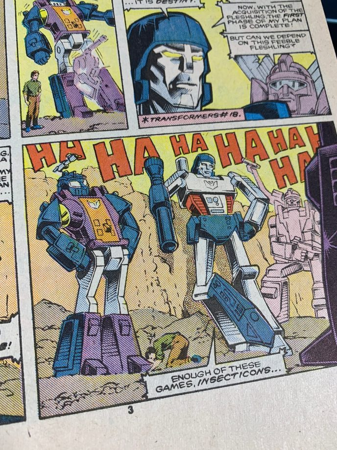 Transformers #21 image 2