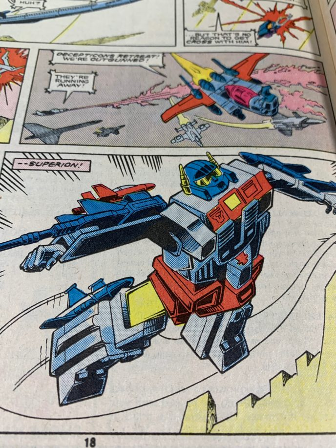 Transformers #21 image 6