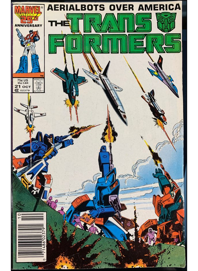 Transformers #21