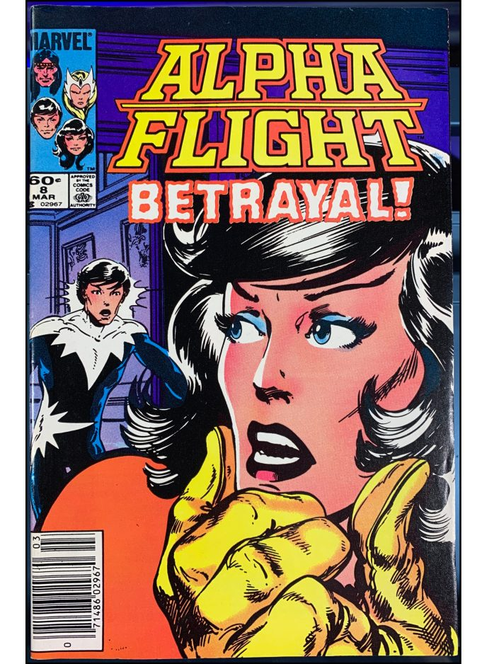 Alpha Flight #8