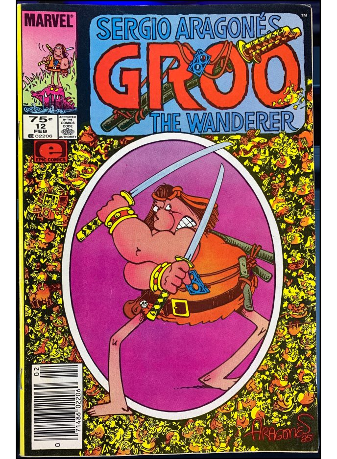 Groo the Wanderer #12