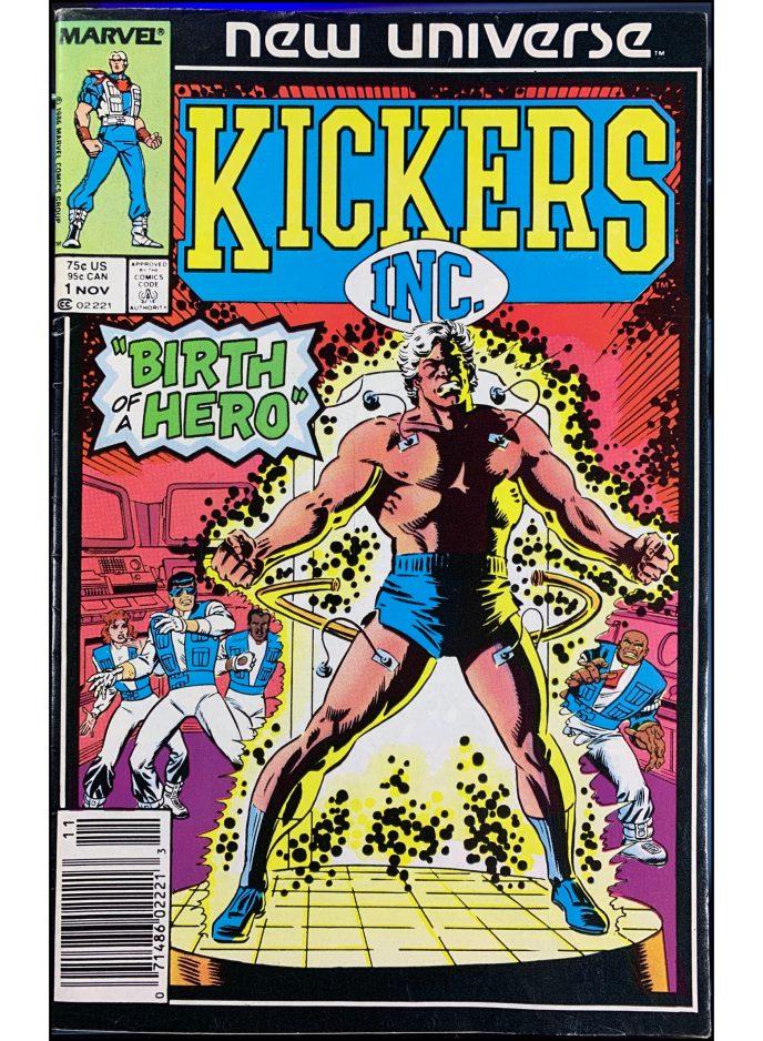 Kickers Inc. #1