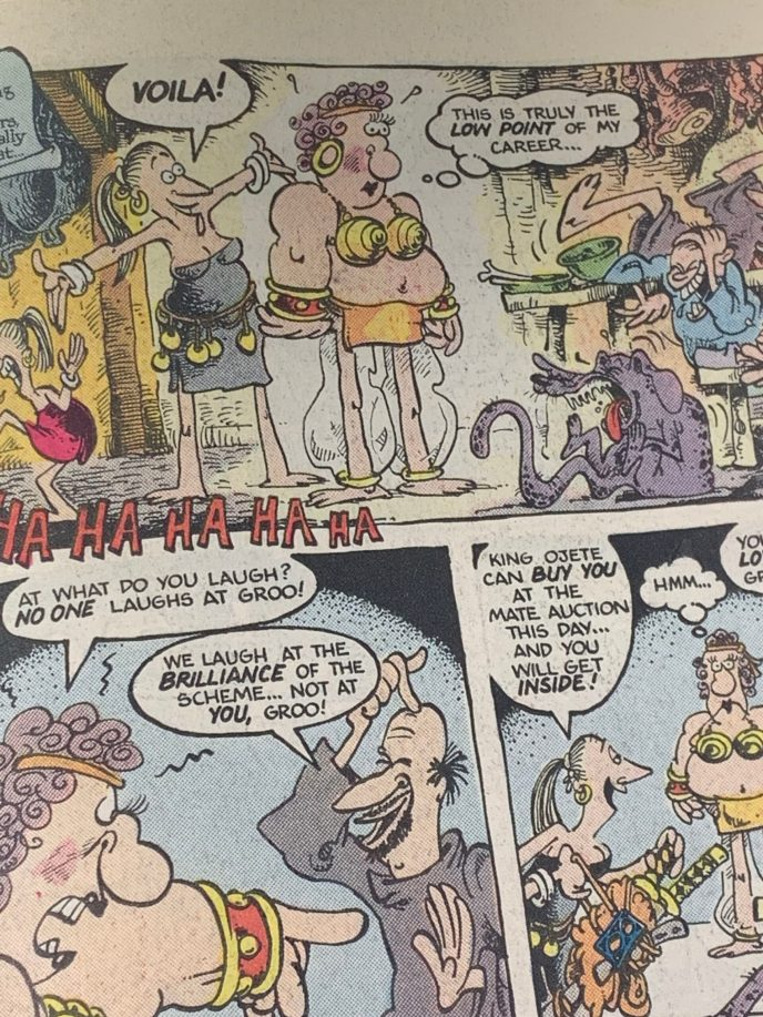 Groo the Wanderer #6 image 4
