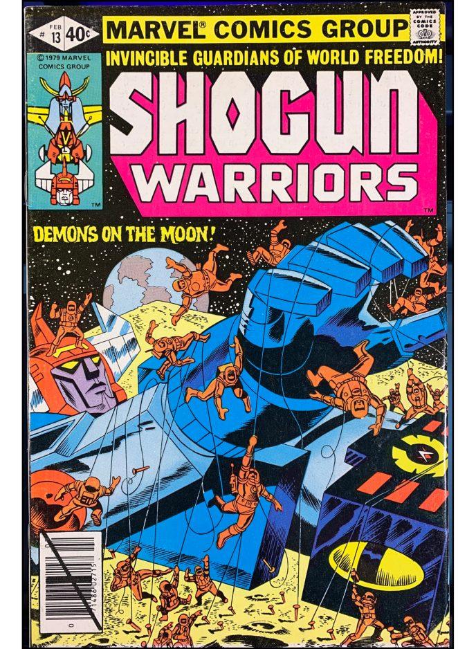 Shogun Warriors #13
