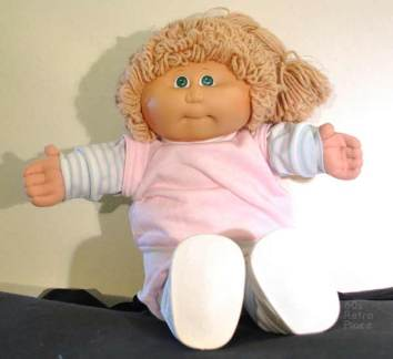 80s Cabbage Patch Kid | 80sretroplace.wordpress.com