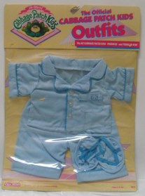80s Cabbage Patch Kid Clothes (in package)   80sretroplace.wordpress.com