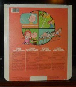 """A Charlie Brown Festival"" Videodisc   80sretroplace.wordpress.com"