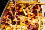 Roasted Winter Vegetables parsnips squash Brussels sprouts beets fennel budget-friendly Christy Brissette dietitian 80 Twenty Nutrition