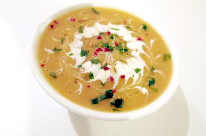 Super Quick Butternut Squash Soup