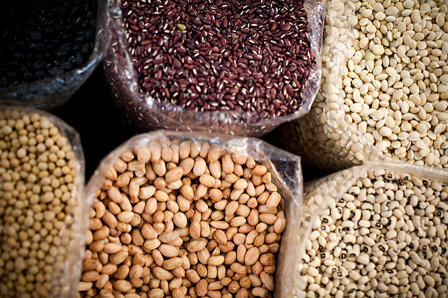 Beans and lentils are a great plant protein source that may extend your life based on new nutrition research. Christy Brissette media dietitian - 80 Twenty Nutrition