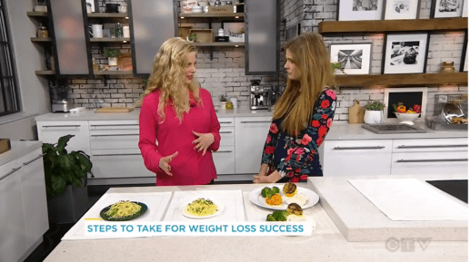5 Tips to Prime Your Kitchen for Weight Loss - psychological eating hacks to help you eat healthier and lose weight with less effort. Christy Brissette, media registered dietitian nutritionist, president of 80 Twenty Nutrition Communications on CTV Your Morning
