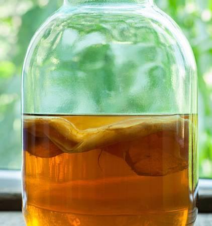 Easy Homemade Kombucha Recipe
