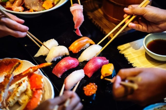 Is Sushi Healthy? Tips to Order the Healthiest Sushi from a Dietitian