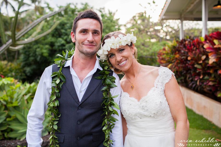 Annie + Andrew | Seattle Destination Wedding Photography • Outrigger Kiahuna Plantation Kauai
