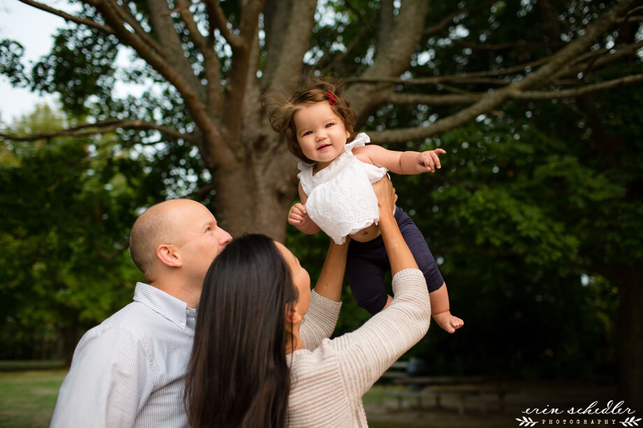Maya // 1st Birthday Milestone Session