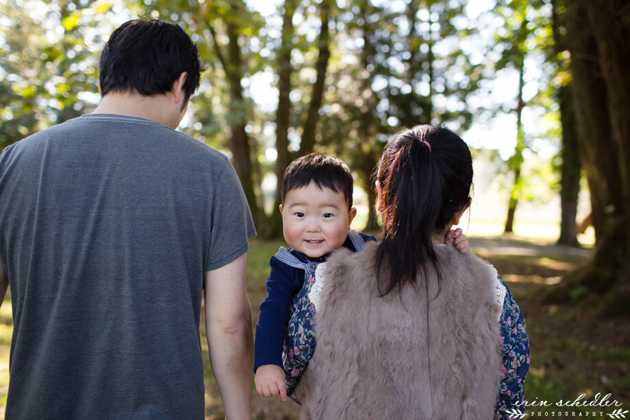 1st Birthday Family Photographer // Marymoor Park Bellevue
