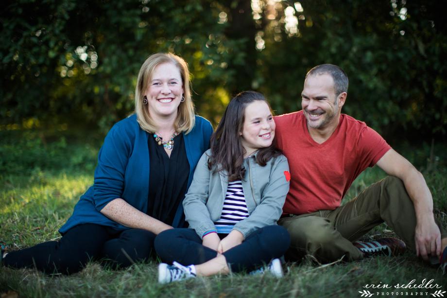 Fall Family Photos / Seattle Photographer