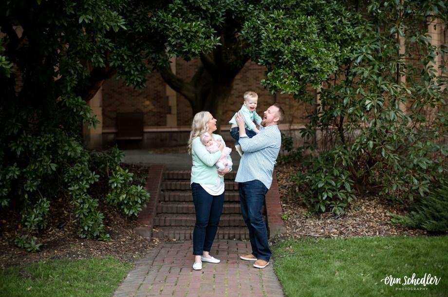 Family Photography / UW Seattle