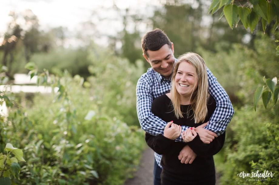 Maria + John / Seattle Engagement Photographer
