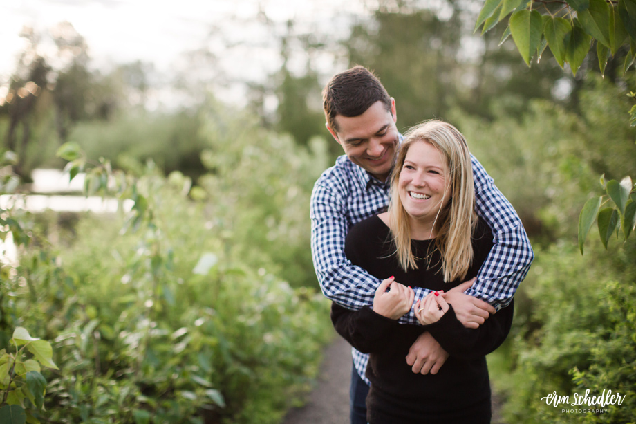 Maria + John / Seattle Engagement Photographer
