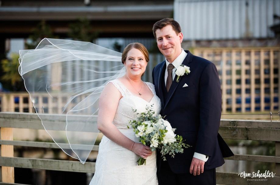 Andrea & Scott / Seattle Edgewater Wedding Photographer