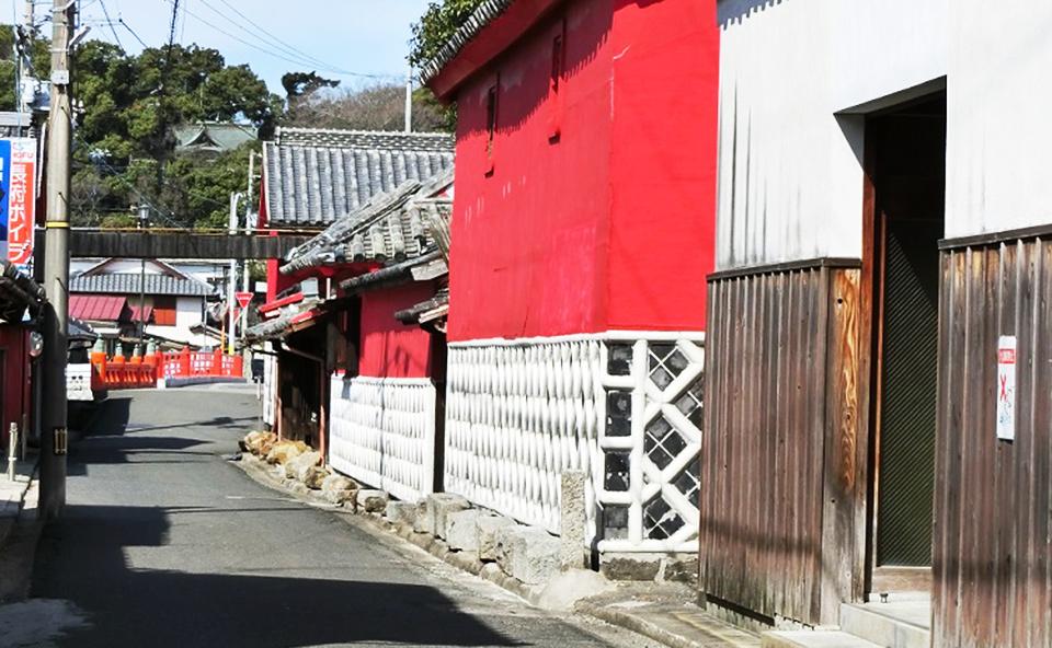 香川県東かがわ市引田