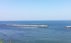 千葉県内房の海