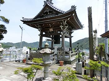 四国別格二十霊場第5番大善寺