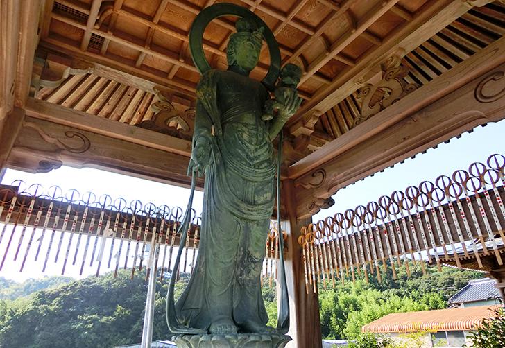 四国八十八カ所第34番種間寺