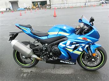 スズキ、GSX-R1000 ABS