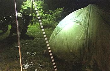 徳島・四国山岳植物園岳人の森(がくじんのもり)