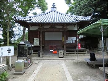 萩原寺・大師堂