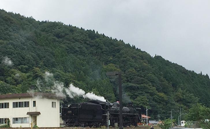 山口線・SL