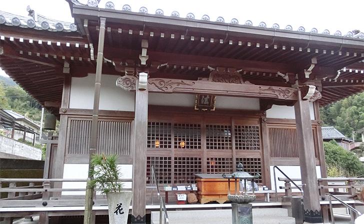 四国別格二十霊場第14番椿堂・大師堂