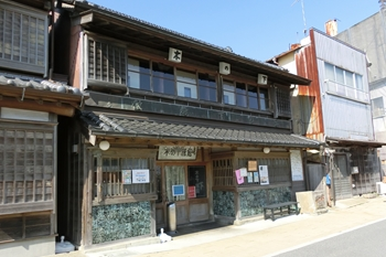千葉県香取市佐原・木下旅館