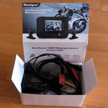 DV688 バイク用ドラレコ