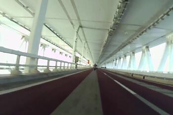 横浜・ベイブリッジ