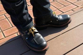 AVIREX ブーツ YAMATO 2100
