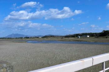 福岡堰・茨城