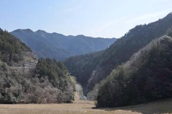 名栗湖(有馬ダム)埼玉・MT-07_バンディット1250F