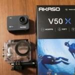 AKASO・アクションカメラV50X