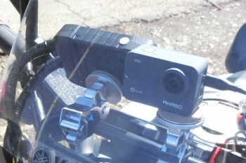 MT07・カメラマウント