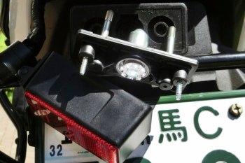 ストップ/テール用LED
