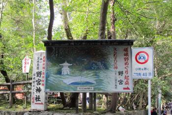 京都・野宮神社