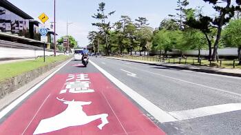 奈良公園・県庁東