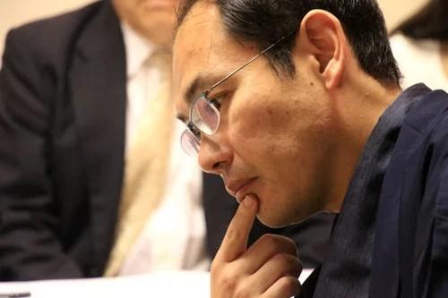 第57期王位戦第1局 勝者木村八段